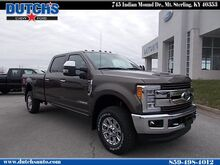 2017 Ford Super Duty F-350 SRW Crew Cab Pickup King Ranch Mt. Sterling KY