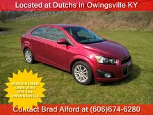 2013 Chevrolet Sonic LT Mt. Sterling KY