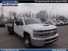2017 Chevrolet Silverado 3500HD Work Truck Crew Cab Chassis-Cab Mt. Sterling KY