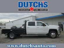 2016 Chevrolet Silverado 3500HD LT Crew Cab Chassis-Cab Mt. Sterling KY