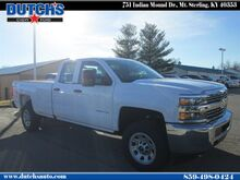 2016 Chevrolet Silverado 3500HD Work Truck Extended Cab Pickup Mt. Sterling KY
