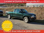 2002 Chevrolet S-10 Extended Cab Pickup