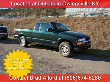 2002 Chevrolet S-10 Extended Cab Pickup Mt. Sterling KY