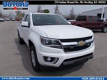 2017 Chevrolet Colorado 4WD LT Extended Cab Pickup Mt. Sterling KY