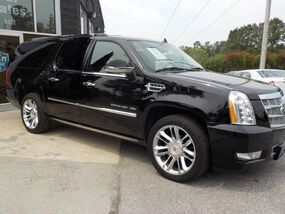 Cadillac Escalade ESV Platinum 2014