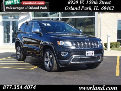 2014 Jeep Grand Cherokee Limited Orland Park IL