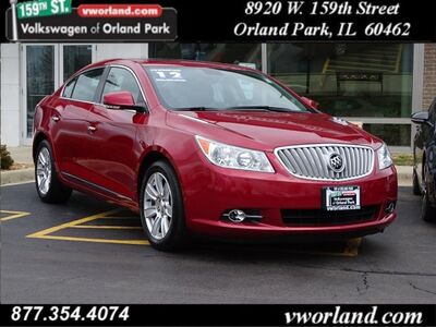 2012 Buick LaCrosse Leather Orland Park IL