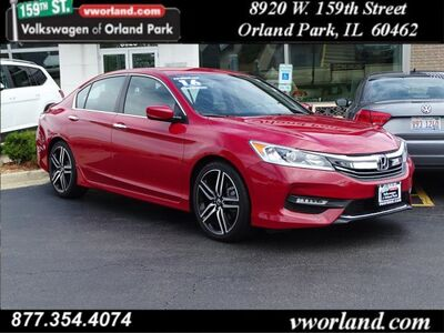 2016 Honda Accord Sedan Sport Orland Park IL