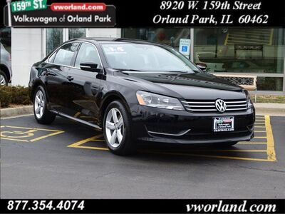 2015 Volkswagen Passat 1.8T SE w/Sunroof & Nav Orland Park IL