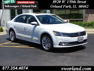 2017 Volkswagen Passat 1.8T SEL Premium Orland Park IL