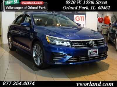 2017 Volkswagen Passat R-Line w/Comfort Pkg Orland Park IL