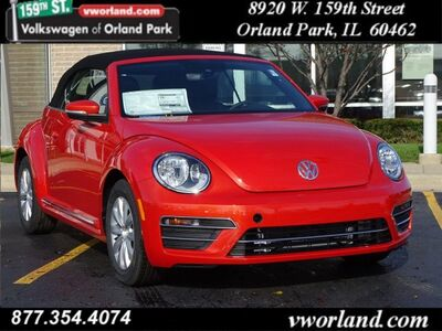 2017 Volkswagen Beetle Convertible 1.8T S Orland Park IL