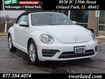 2017 Volkswagen Beetle Convertible 1.8T SE Orland Park IL