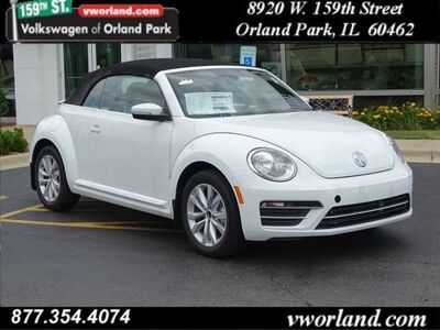 2017 Volkswagen Beetle Convertible 1.8T Classic Orland Park IL