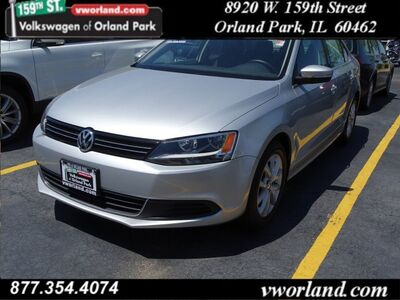 2014 Volkswagen Jetta Sedan SE w/Connectivity Orland Park IL