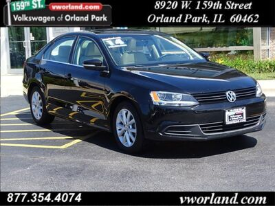 2014 Volkswagen Jetta Sedan SE w/Connectivity/Sunroof Orland Park IL