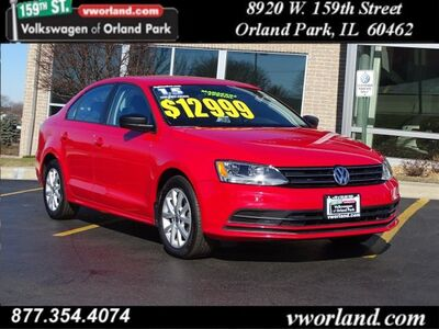 2015 Volkswagen Jetta Sedan 1.8T SE w/Connectivity Orland Park IL