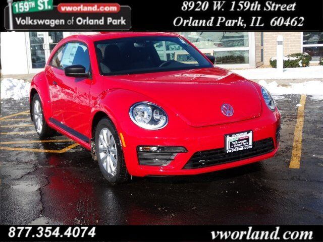 2017 Volkswagen Beetle 1.8T S Orland Park IL