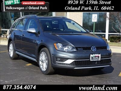 2017 Volkswagen Golf Alltrack SE Orland Park IL