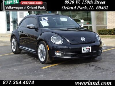 2013 Volkswagen Beetle Coupe 2.0T Turbo Fender Edition Orland Park IL