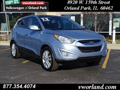 2013 Hyundai Tucson Limited Orland Park IL