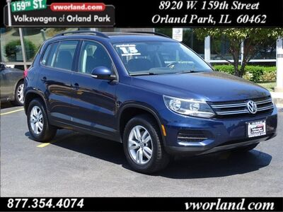 2015 Volkswagen Tiguan S Orland Park IL
