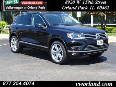 2017 Volkswagen Touareg Executive Orland Park IL