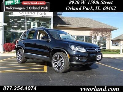 2017 Volkswagen Tiguan SEL Orland Park IL