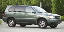 2006 Toyota Highlander Limited w/3rd Row Napa CA