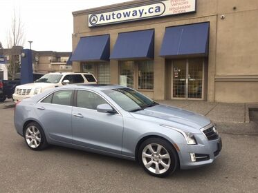 Cadillac ATS Performance AWD 2013
