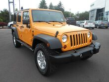 2012 Jeep Wrangler Unlimited  Corvallis OR