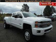 2015 Chevrolet Silverado 3500HD Built After Aug 14 High Country Corvallis OR