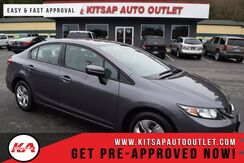 2014 Honda Civic Sedan LX Port Orchard WA