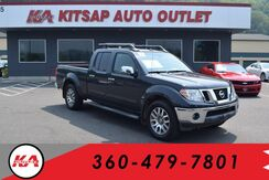 2012 Nissan Frontier SL Port Orchard WA