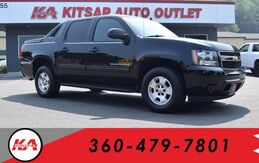 2012 Chevrolet Avalanche LS Port Orchard WA
