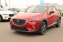 Mazda CX-3 GT Tech AWD AT 2016