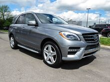 2014 Mercedes-Benz M-Class ML 550 Lexington KY
