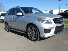 2014 Mercedes-Benz M-Class ML 63A Lexington KY