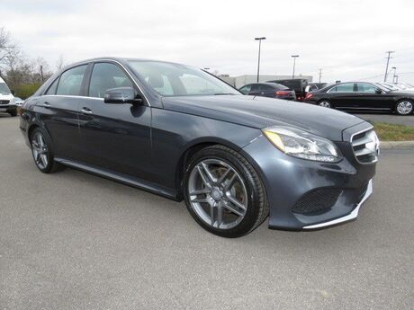2014 Mercedes-Benz E-Class E350 Sport Lexington KY