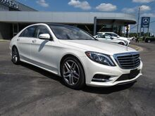 2015 Mercedes-Benz S-Class S 550 Lexington KY
