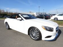 2017 Mercedes-Benz S-Class S550 Lexington KY