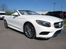 2017 Mercedes-Benz S-Class S 550 Lexington KY