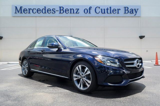 2017 mercedes benz c class c 300 cutler bay fl 19037271. Cars Review. Best American Auto & Cars Review