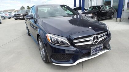 2017 Mercedes-Benz C-Class C 300 Billings MT