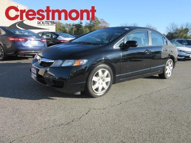 2011 Honda Civic Sdn LX Pompton Plains NJ