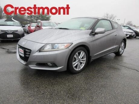 2011 Honda CR-Z EX Pompton Plains NJ