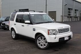 2012 Land Rover LR4 4WD 4dr HSE Fairfield CT