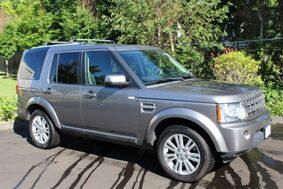2010 Land Rover LR4 4WD 4dr V8 HSE Fairfield CT