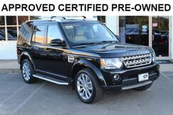 2015 Land Rover LR4 LUX Milford CT