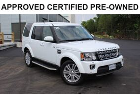 2015 Land Rover LR4 4WD 4dr LUX Fairfield CT
